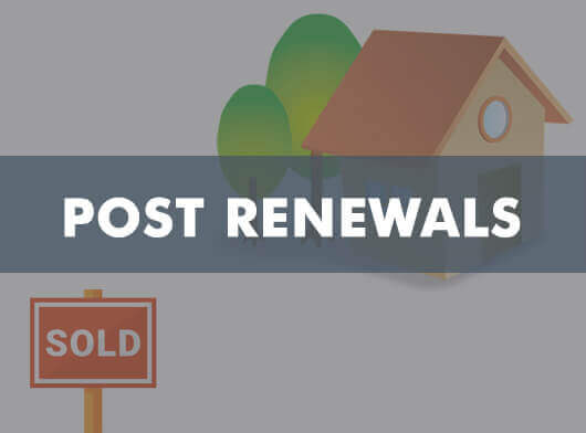 Real estate sign post installers vanada